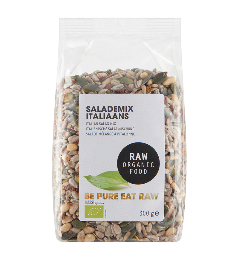 RAW salademix italiaans