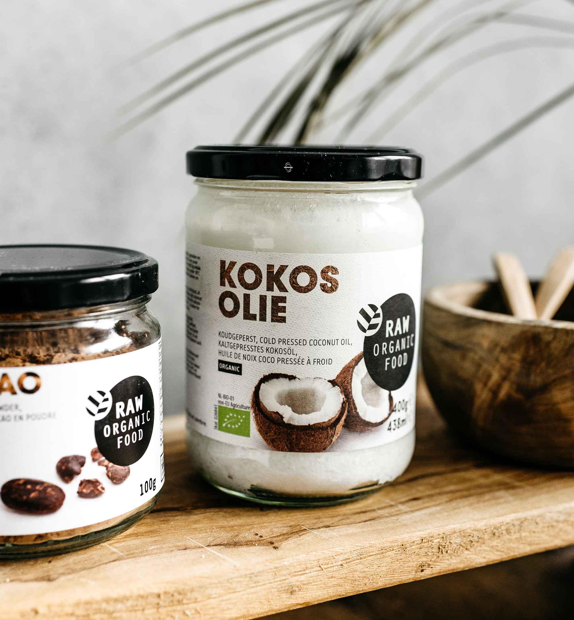 RAW kokosolie